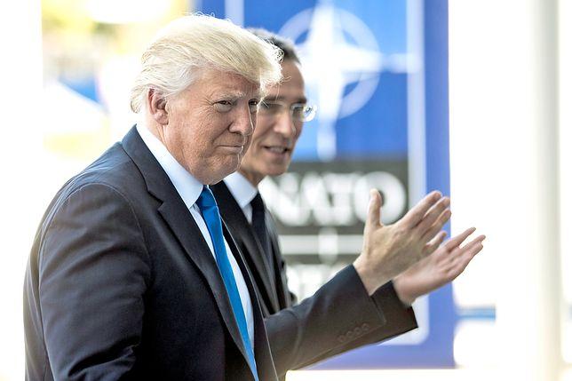 Kto stoi za zaproszeniem Trumpa? W obozie PiS chwalą się tym liczni