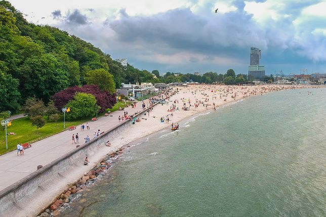 Polskie plaże są piękne (zdjęcie poglądowe)