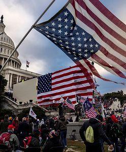 Zamieszki w Waszyngtonie. Policjanci zarażeni koronawirusem