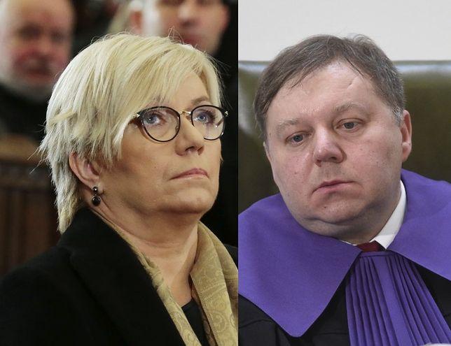 """""""Julia Przyłębska łamie prawo"""". Sędzia TK uderza w przełożoną"""