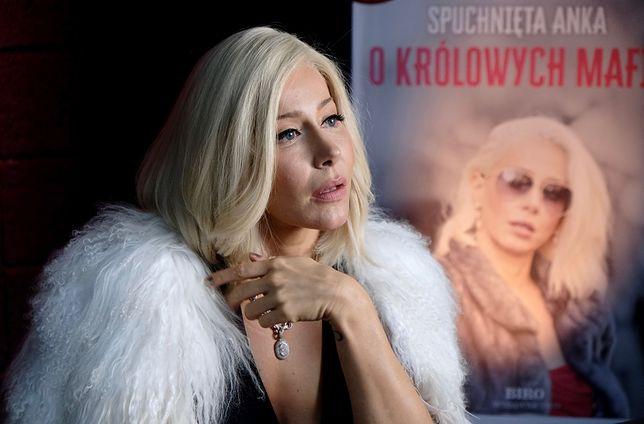 W jednej z głównych ról zagrała Katarzyna Warnke