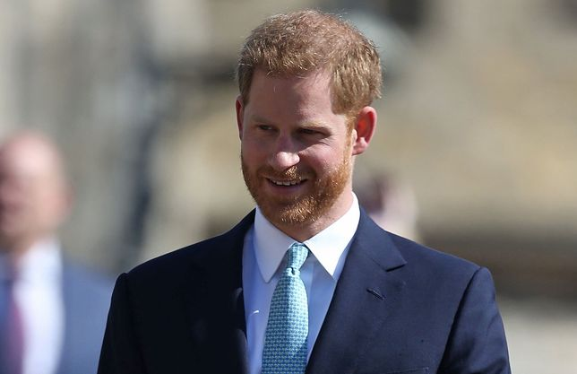 Książę Harry został tatą