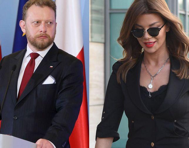 Minister Zdrowia odpowiedział na wątpliwości Edyty Górniak