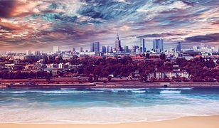 Warszawa ma najlepsze plaże! Spodziewałbyś się?