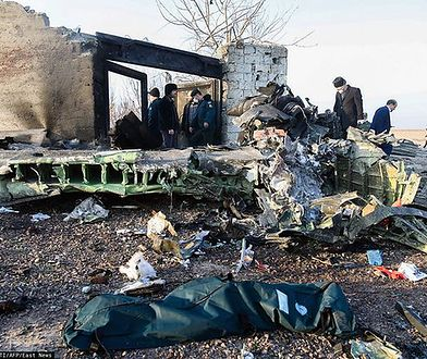 Katastrofa samolotu w Iranie. Kto wypłaci odszkodowanie?