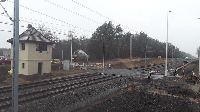 Śląskie. W Myszkowie powstanie nowy wiadukt drogowy nad linią kolejową nr 1 między Zawierciem a Częstochową.