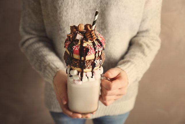 Freak shake – deser, który zawładnął światem