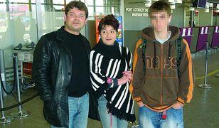 Rodzice stoją murem za Danielem