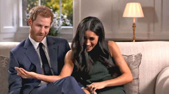 Meghan i Harry stanowią zgraną parę