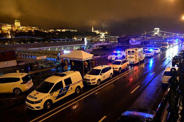 Dramat na Dunaju w Budapeszcie. Śmierć turystów po zatonięciu statku