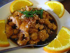 Kurczak sezamowy
