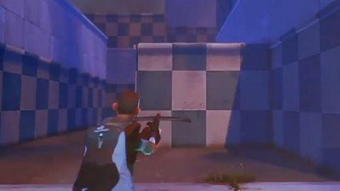 A rozgrywka w Fortnite wygląda tak...
