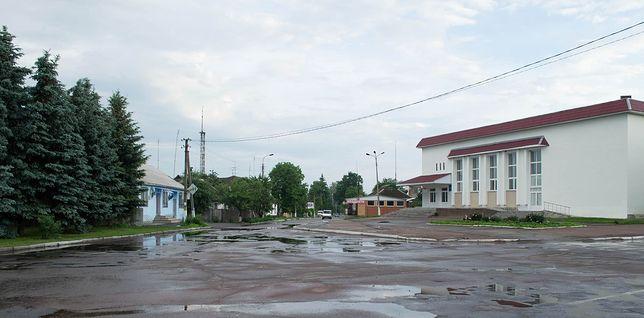 Talalayivka to wieś w obwodzie czerniowskim na północy Ukrainy
