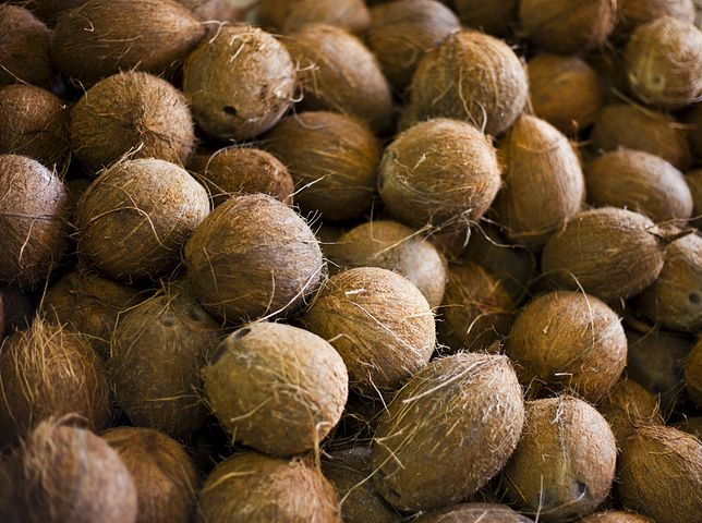 Kokosy zamiast pieniędzy - takie rzeczy możliwe na Bali
