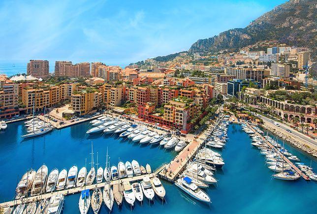 Fontvieille to dzielnica Monako, która powstała w drugiej połowie XX wieku na terenie odebranym morzu