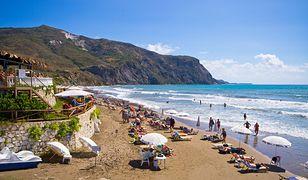 Plaże na wyspie Zakynthos są piękne