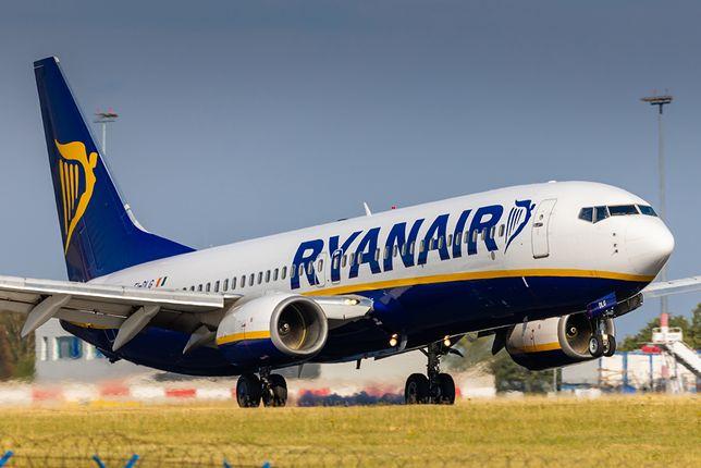 Ceny biletów na wybranych trasach zwiększył m.in. irlandzki przewoźnik niskokosztowy Ryanair
