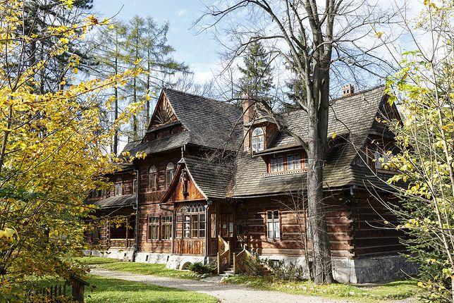 """""""Drewniane pałace"""" - poznaj najpiękniejsze wille w Zakopanem"""