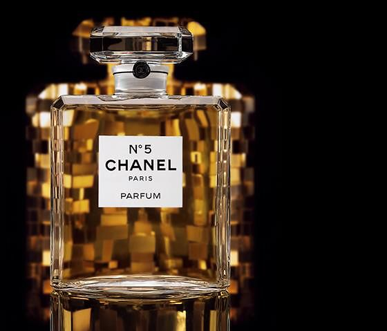 Miejsce 1 - No5 Chanel od 1921 r.