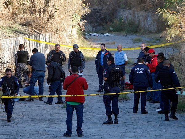 Siedmiu członków rodziny zastrzelono w Meksyku