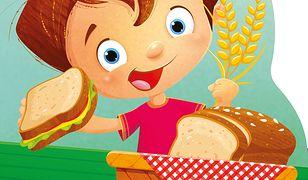 Abecadło o chlebie. Wykrojnik
