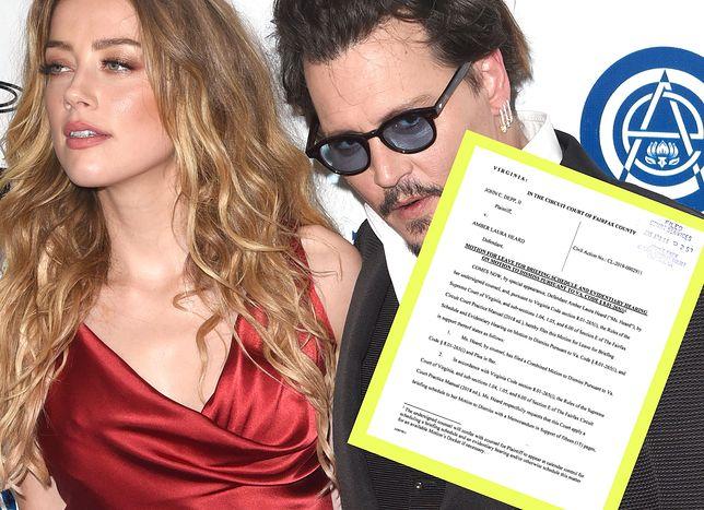 Według Amber Heard Depp często wymagał pomocy lekarskiej
