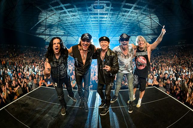 Scorpions: Gramy dla trzeciej generacji