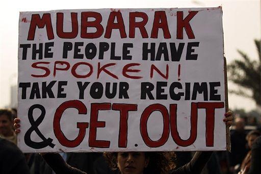Biały Dom: Mubarak ma szanse pokazać kim naprawdę jest
