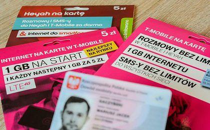 Rejestrujesz kartę SIM? Zobacz, czego nie mogą od ciebie wymagać