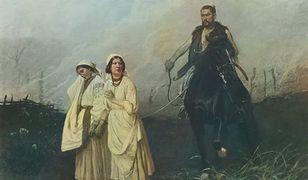 Podczas walnych wypraw do tatarskiej niewoli dostawały się tysiące mieszkańców Rzeczpospolitej