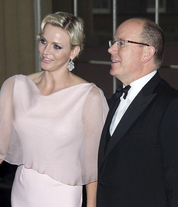 Księżna Charlene i książę Albert są rodzicami bliźniaków