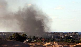 USA zaatakowała Państwo Islamskie w Syrcie na północy Libii. Premier Fajiz as-Saradż: naloty spowodowały poważne straty w szeregach dżihadystów