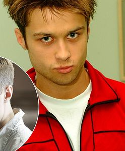 Maciej Zakościelny 20 lat temu był ciachem. Teraz? Ma siwe włosy i brodę