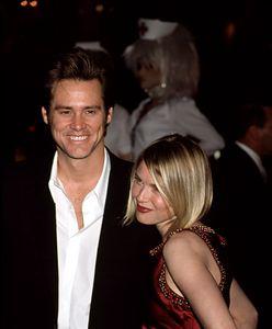 Jim Carrey i Renee Zellweger byli kiedyś parą! Wiedzieliście o tym?