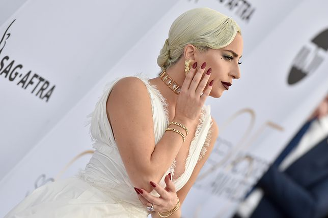 Lady Gaga:  Na skutek gwałtu cierpiałam na zespół stresu pourazowego