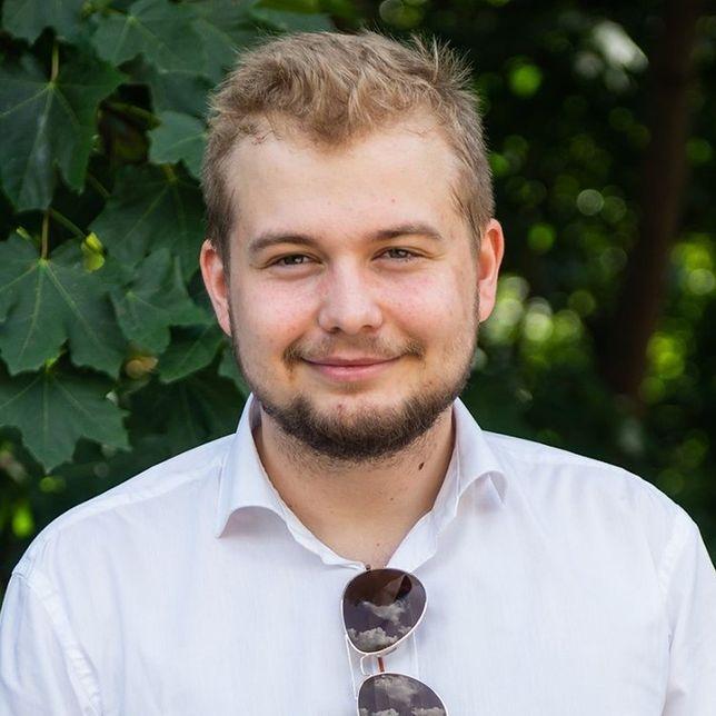 26-letni warszawski radny PiS został dyrektorem biura Jarosława Kaczyńskiego