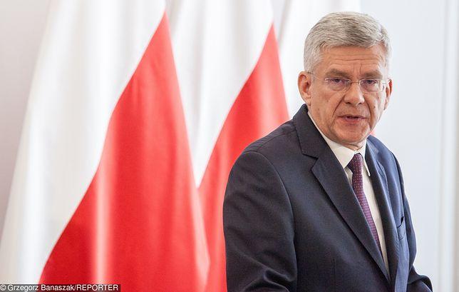 Marszałek Senatu, chce przyjęcia nowelizacji ustawy o IPN