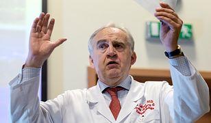 Prof. Marian Zembala to legenda kardiochirurgii