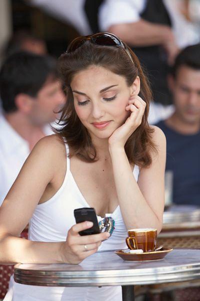 Odpisywanie na sms-y