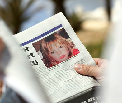 Maddie McCann zaginiona. Nowe fakty ws. b. policjanta