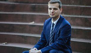 Jakub Kulesza zmienił Kukiz'15 na Wolność