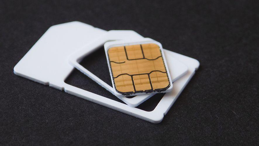 SIM swapping wciąż jest zagrożeniem, fot. Pixabay