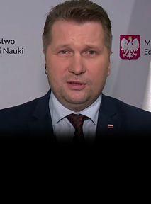 Minister Czarnek mówi TERAZ o powrocie na uczelnie. Wielkie XD i déjà vu z ubiegłego roku 🤷