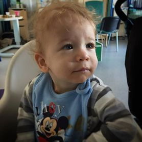 Uratował życie chłopcu cierpiącemu na rzadki rodzaj anemii