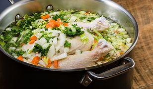 Nie marnuj jedzenia. Wykorzystaj mięso i warzywa z rosołu