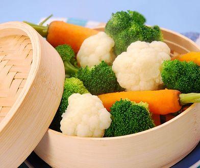 Gotowanie na parze - szybko i zdrowo