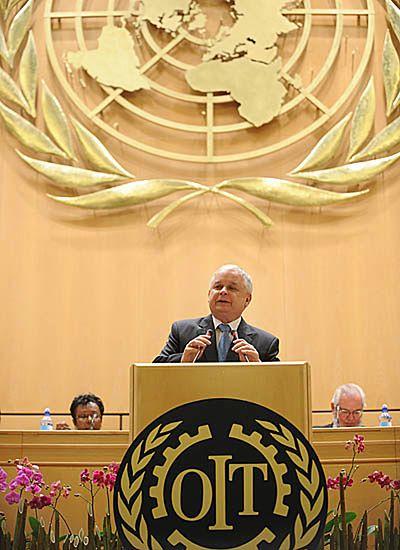 L. Kaczyński: wolny rynek nie może obejmować wszystkich