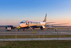 Awaryjne lądowanie Ryanair we Frankfurcie. Ponad 30 pasażerów w szpitalu