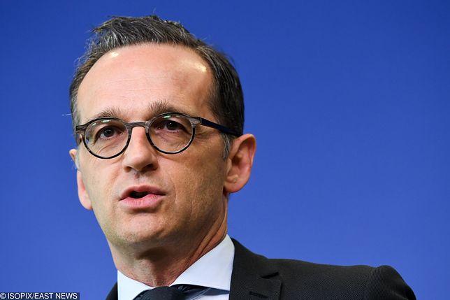 Szef MSZ Niemiec: Zniszczenie Warszawy było straszliwym apogeum wojny. Ale kwestia reparacji jest zamknięta