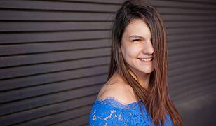 Krystyna straciła wzrok w wieku 26. lat